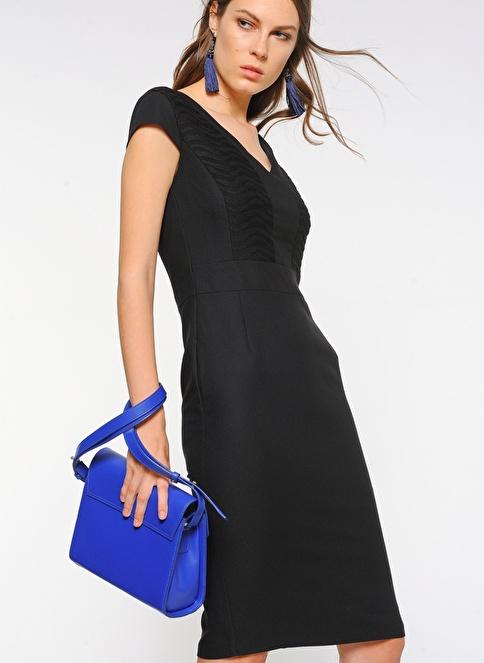 Agenda Elbise Siyah